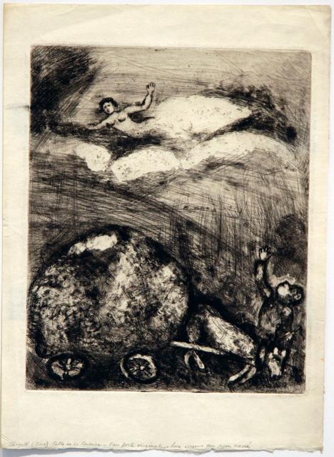 , 'Fable De La Fontaine,' , David Richard Gallery