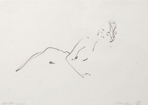 , 'Kate Moss,' , Lawrence Alkin Gallery