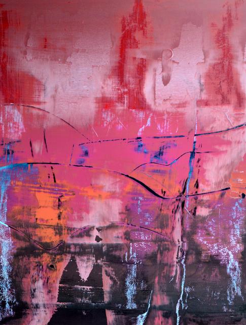 , 'Super Duper, Duper Super Scrape Painting,' , Joanne Artman Gallery