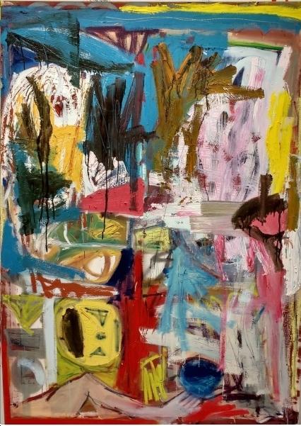 , 'Crescent,' 2018, Sopa Fine Arts