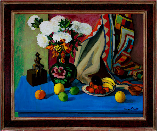 , 'Mexican Still Life with Sculpture,' 1981, David Barnett Gallery