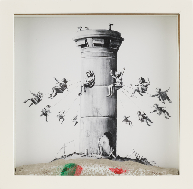 Banksy, 'Walled Off Box Set', 2017, Rago/Wright