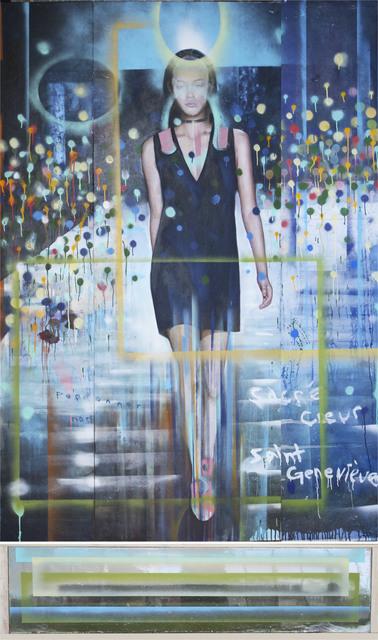 , 'Sacré-Coeur      ,' 2015, Oeno Gallery