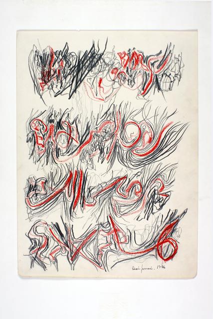 , 'Untitled,' 1976, Jorge Mara - La Ruche