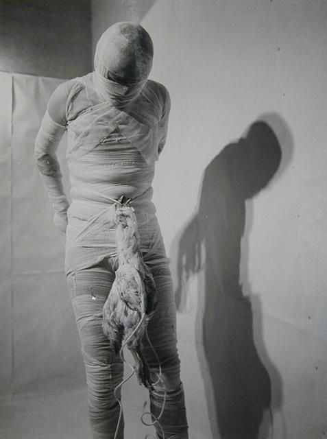 , '6.Aktion,' ca. 1970, Galerie Krinzinger