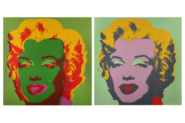 Andy Warhol, 'Sunday B Morning Marilyn Monroe', Chiswick Auctions