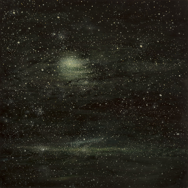 , 'Quiet night in the celestial sea,' 2016, Albert Merola Gallery