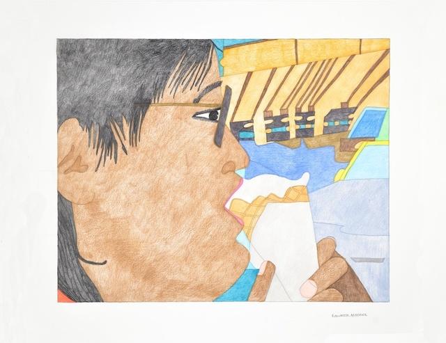 , 'Ice Cream ,' 2017, Madrona Gallery