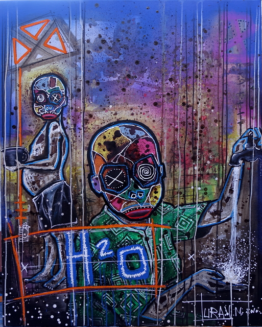 Mederic Turay, 'H2O Africa', 2016, Amref Benefit Auction