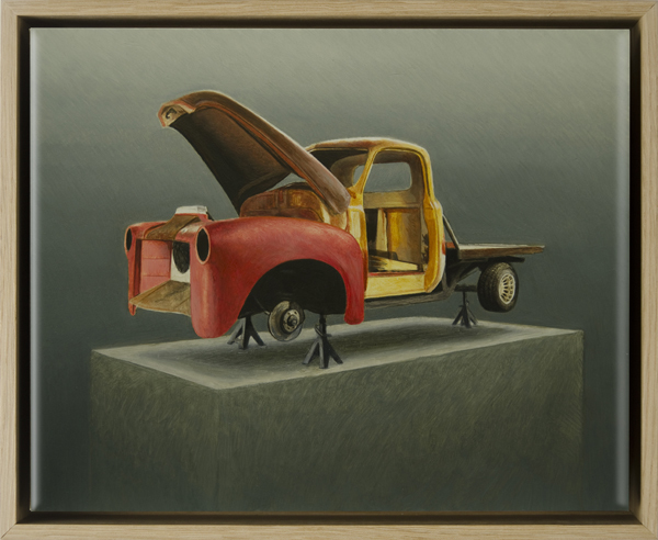 , 'Chevy Fossil,' 2016, Nanda\Hobbs