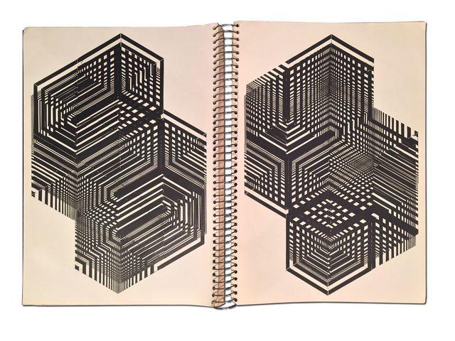 , 'bok 4a,' 1961, Zucker Art Books