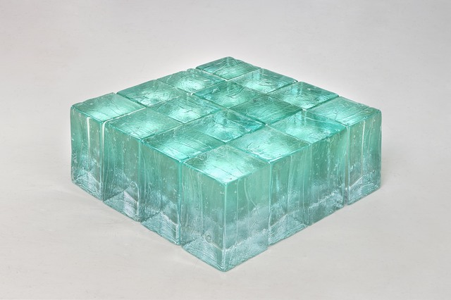 Ann Veronica Janssens, '16 Aquatic blocks (110) ', 2017, Alfonso Artiaco