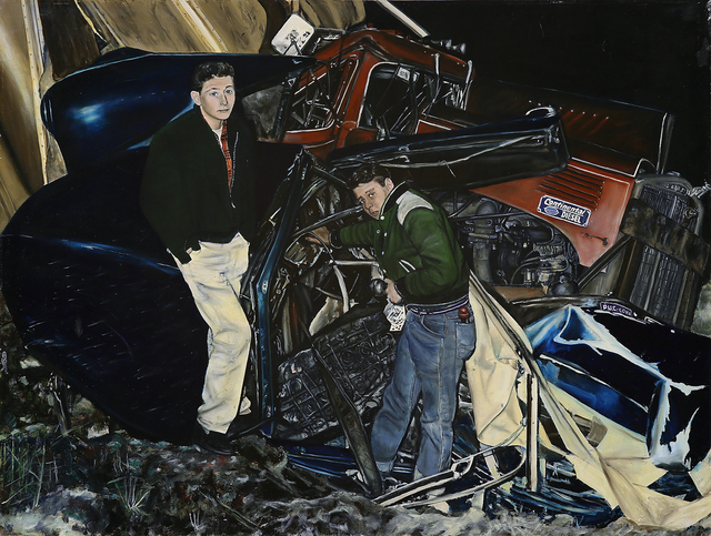 , 'Wreck Ghouls,' 2000, DETOUR Gallery