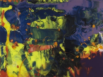 Gerhard Richter, 'Aladin (P11),' 2014, Forum Auctions: Editions and Works on Paper (March 2017)