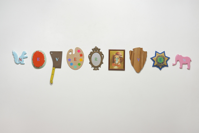 , 'Odd (Nevereven),' 2009, Turner Carroll Gallery