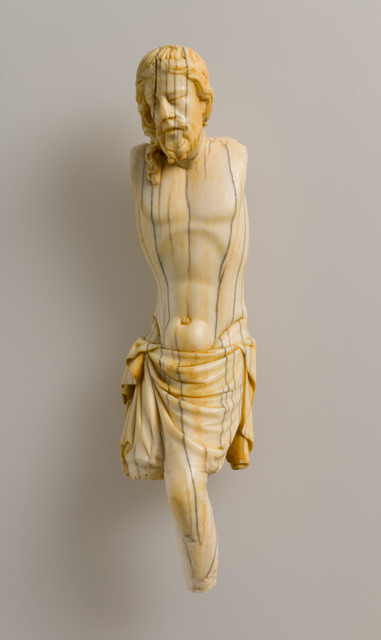 Unknown French, 'Crucified Christ', ca. 1260–1280, The Metropolitan Museum of Art