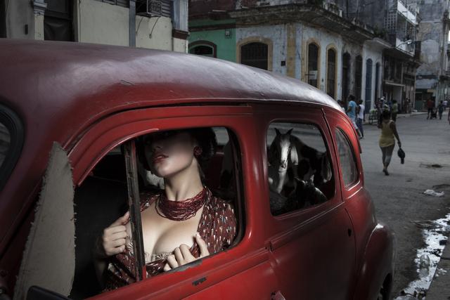 , 'Marian III, Havana, Cuba,' 2014, Vallarino Fine Art