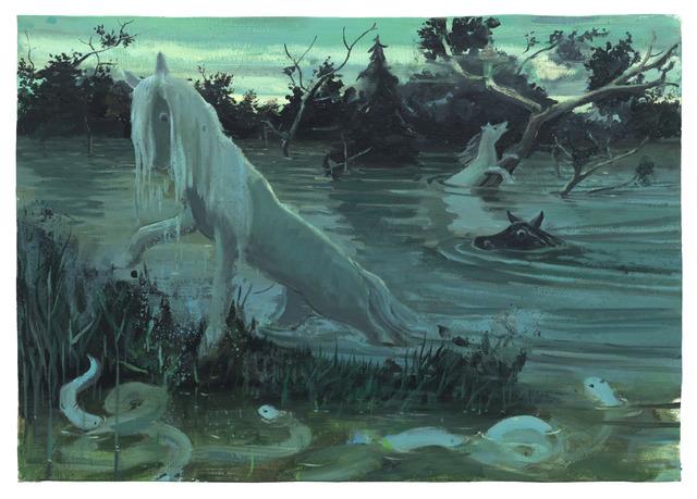 , 'Albis,' , Galerie Kleindienst