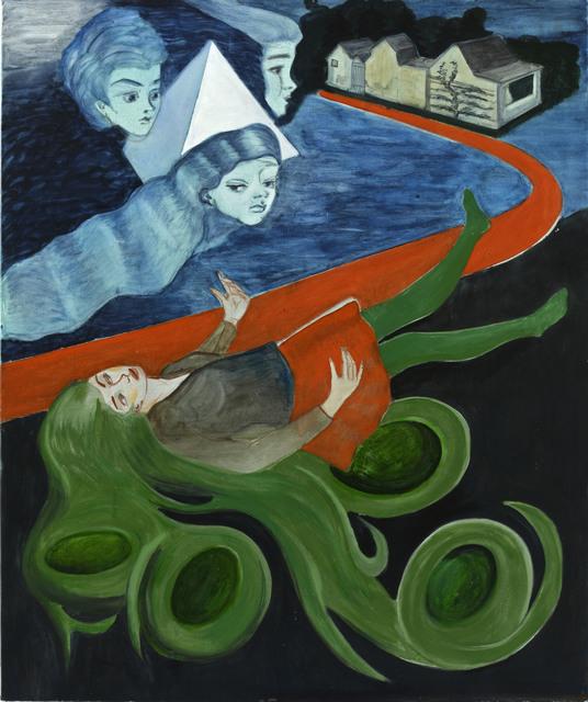 Rosa Loy, 'Zur Sparte', 2020, Galerie Kleindienst