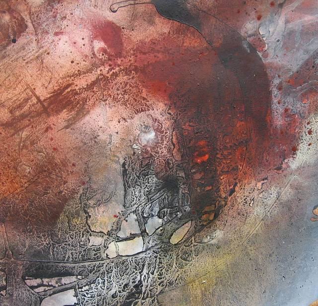 Magali Leonard, 'Earth to Earth 1', 2008, Walter Wickiser Gallery