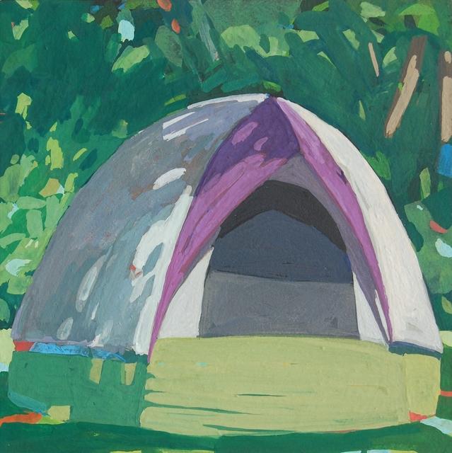 , 'Tent 2,' 2017, Cerulean Arts