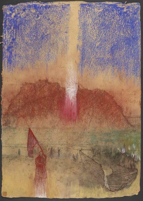 , 'The Broken Boat, 2015,' 2015, Ditesheim & Maffei Fine Art