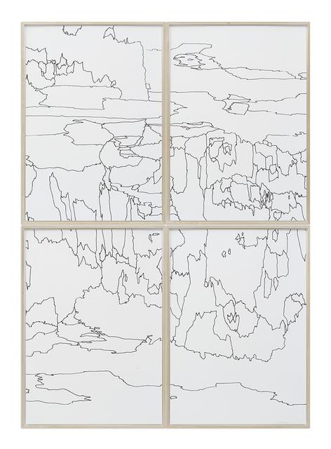 Andreas Eriksson, 'Subrosa', 2017, Print, Screen print on plastic, Hakgojae Gallery