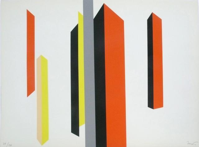 , 'Torres de Ciudad Satélite II,' 1970, Galería La Caja Negra