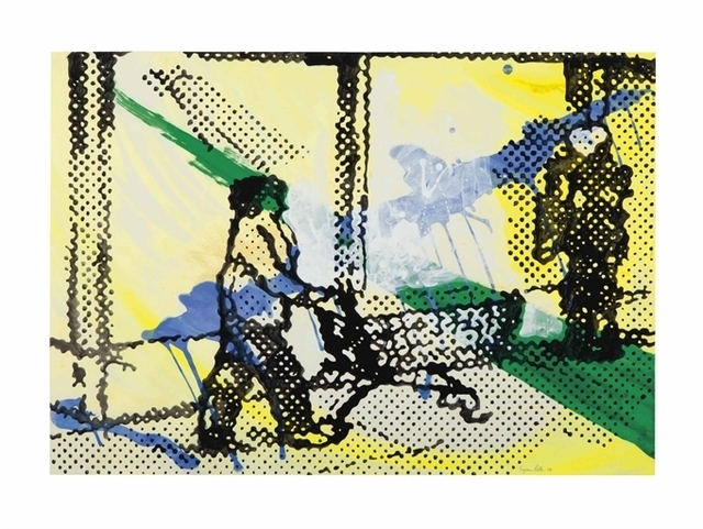 Sigmar Polke, 'Untitled', Christie's