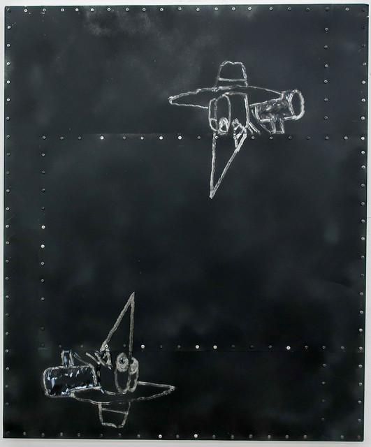 , 'Spook War,' 2018, Barbara Feinman Gallery