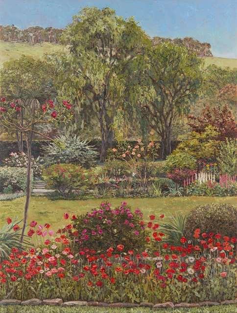 , 'Bibbenluke, Spring,' 2018, Jan Murphy Gallery