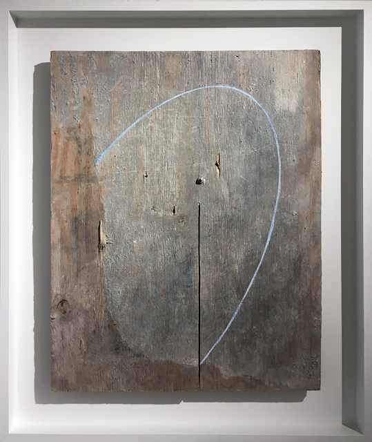 , 'Moon Arc,' 2017, Carter Burden Gallery
