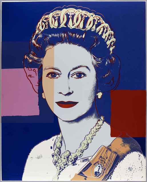 Andy Warhol, 'Queen Elizabeth II of the United Kingdom (FS II.337) ', 1985, Revolver Gallery