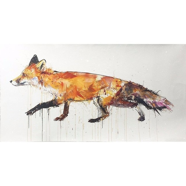Dave White, 'Fox II', 2017, Stowe Gallery