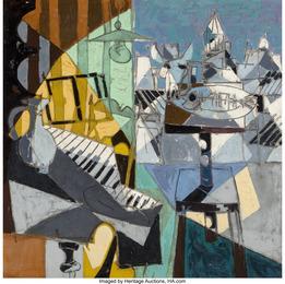 Le repas du pianiste