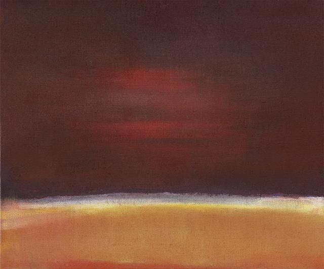 , 'Horizon,' 2016, Galerie Mikael Andersen