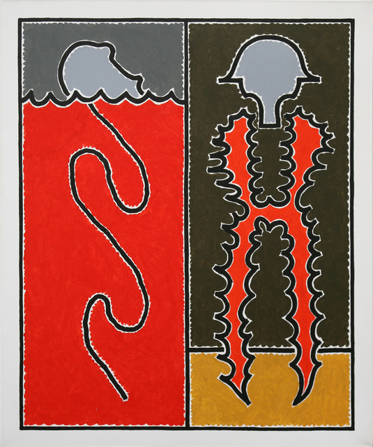 , 'Two Conditions,' 1983, David Richard Gallery