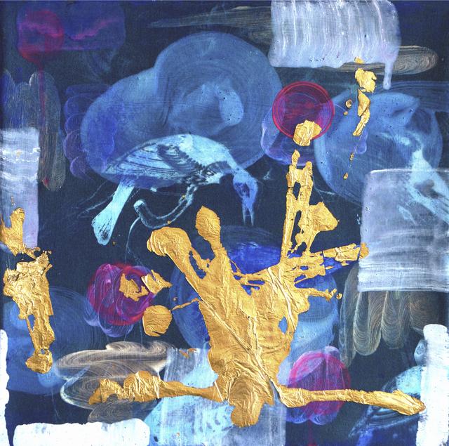 , 'Blue Bird,' 2017, Cross Contemporary Art