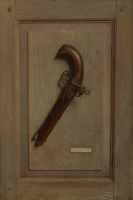 , 'The Old Flintlock,' ca. 1898, Debra Force Fine Art