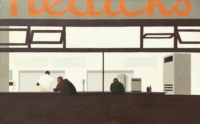 , 'Nedick's,' 1964, Eckert Fine Art