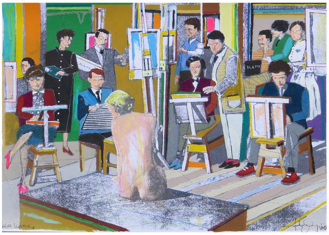 , 'Case Study ,' 2018, Artspace Warehouse