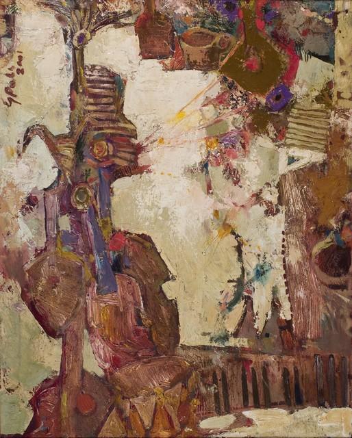 , 'Instruments,' 2001, Galeria Kalo