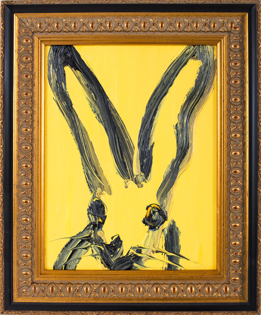, 'Yellow Bunny,' 2017, New Gallery of Modern Art