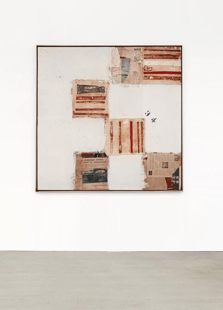 , 'Work no.4,' 1964, W. Alexander
