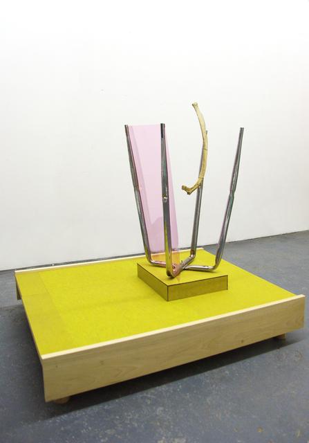 , 'yet to be titled,' 2015, Klaus von Nichtssagend Gallery