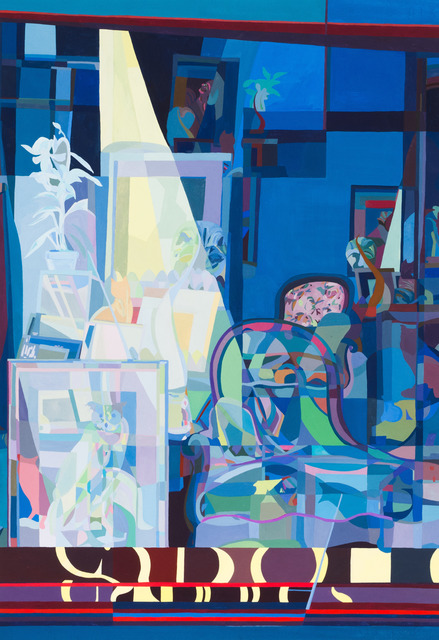 , 'The Living Room,' 2013, Fleisher/Ollman