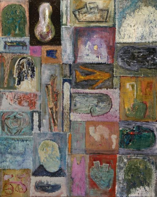 Manuel Lau, 'Epoca II', 2011, Painting, Oil on canvas, mounted on board, Han Art