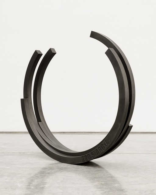, '220.5° Arc x 4,' 2001, Paul Kasmin Gallery