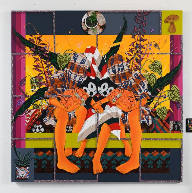 , 'How High,' 2019, Denny Dimin Gallery