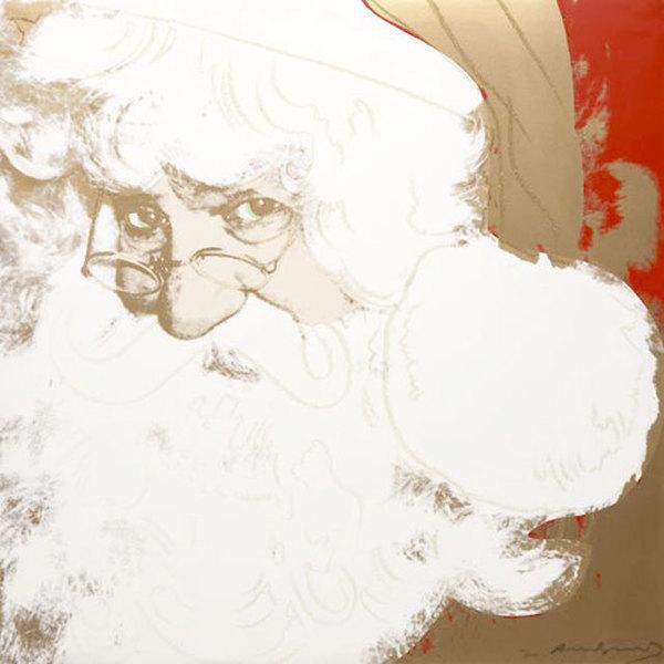 Andy Warhol, 'Myths: Santa Claus FS II.266', 1981, Marcel Katz Art